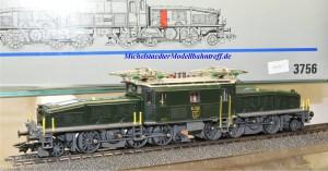 "Märklin 3756.1 E-Lok Serie Ce 6/8 III SBB, ""Krokodil"", (20267)"