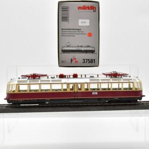"""Märklin 37581 Triebwagen """"Gläserner Zug"""", (25701)"""