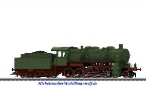 (Neu) Märklin 37586 Güterzug-Dampflok R. G12, K.W.St.E., Ep.I,