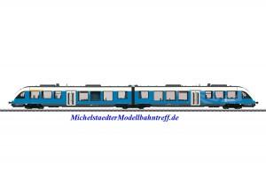 (Neu) Märklin 37717 Nahverkehrs-Triebwagen LINT Bentheim, Ep.VI,