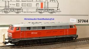 Märklin 37744 Diesellok BR 216 DB Cargo, digital Dec. 60901, (20283)