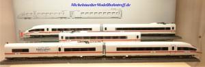 Märklin 37781 Triebwagenzug ICE der NS, (20332)