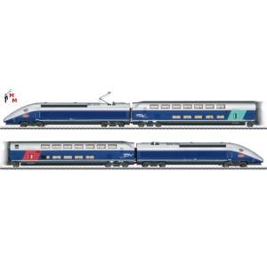(Neu) Märklin 37793 Hochgeschwindigkeitszug TGV Duplex, Ep.VI,