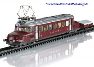 (Neu) Märklin 37869 Triebwagen Serie RCe 2/4, SBB, Ep.III,