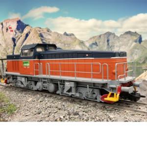 (Neu) Märklin 37945 Schwere Diesellok T44, Green Cargo, Ep.V,