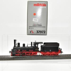 Märklin 37972 Dampflok BR 34.74 DRG, (25730)