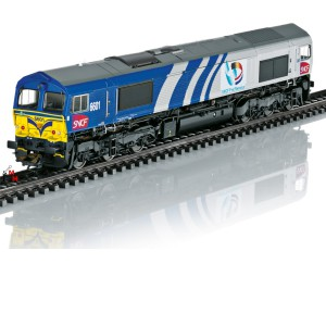 (Neu) Märklin 39064 Diesellok Class 66, SNCF, Ep.V,
