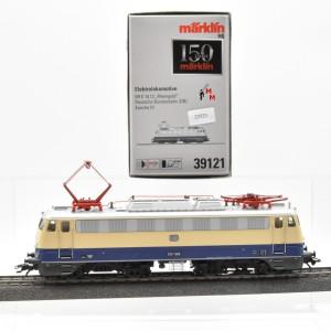 """Märklin 39121 E-Lok BR 10.12 DB, """"Rheingold"""", (22523)"""