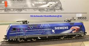 """Märklin 39353 E-Lok BR 152 """"Siemens"""", (11142)"""