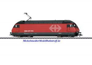 (Neu) Märklin 39461 Elektrolokomotive Re 460, SBB, Ep.VI,