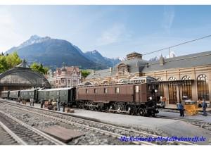 (Neu) Märklin 39510 E-Lok Serie Be 4/6, SBB, Ep.II,