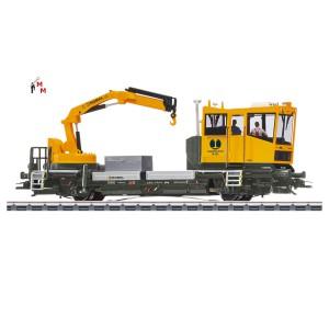 (Neu) Märklin 39543 Robel Gleiskraftwagen der DSB, Ep.VI,