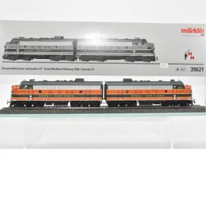 Märklin 39621 Diesellok F7 der Great Northern Railway, (22873)