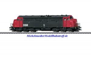 (Neu) Märklin 39677 Diesellok Serie MY der Dänischen Staatsbahnen (DSB), Ep.V,