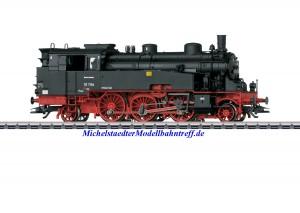 (Neu) Märklin 39758 Tenderdampflok BR 75.4, DR/DDR, Ep.III,