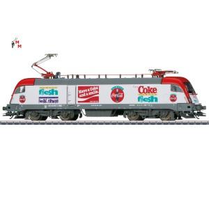 """(Neu) Märklin 39829 E-Lok BR 182 DB AG, """"Coca Cola"""", Ep.VI,"""