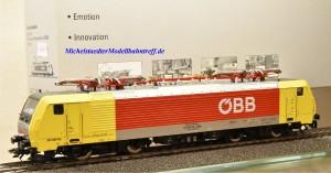 Märklin 39892 E-Lok BR ES 65 F4 der Siemens Dispolok GmbH, ÖBB,  (20260)