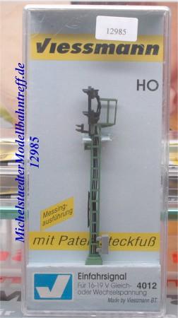 Viessmann 4012 Einfahrsignal, (12985)