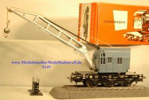 Märklin 4611.1 Kranwagen, (9149)