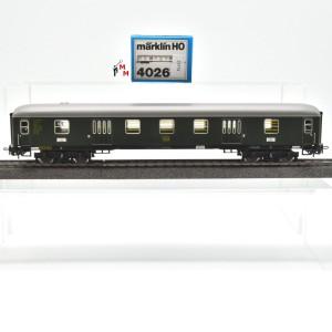 Märklin 4026.3 D-Zug-Gepäckwagen DB, (25574)