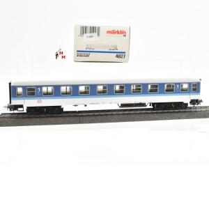 Märklin 4027.10 InerRegio-Wagen 1.Kl., DB, (21689)