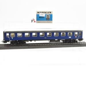 Märklin 4032.3 D-Zug-Wagen 1.Kl., DB, Schlußlicht, (22382)