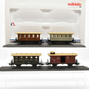 Märklin 4035.10 Preußischer Personenzug, (22550)