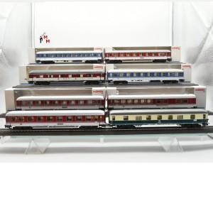 "Märklin 4044.999 Wagengarnitur ""InterCity-Wagen"", beleuchtet, Funktionsdecoder, (23086)"