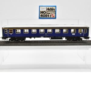 Märklin 4051.1 D-Zug-Wagen 1.Kl. der DB, (25577)