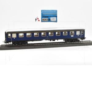 Märklin 4053.2 D-Zug-Wagen 1.Kl. der DB, mit Schlussbeleuchtung, (22360)