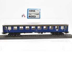 Märklin 4053.3 D-Zug-Wagen 1.Kl. der DB, mit Schlussbeleuchtung, (22395)