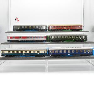 "Märklin 4053.777 Wagengarnitur ""D-Zug-Wagen"", beleuchtet, Funktionsdecoder, (23204)"