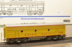 Märklin 40631 Ergänzungsteil für Diesellok F 7 Union Pacific, (10803)