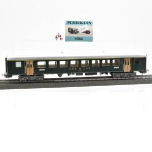 Märklin 4066.2 Personenwagen 1.Kl. SBB, (22378)