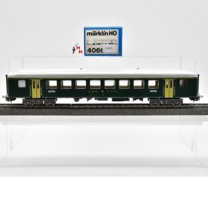 Märklin 4066.2 Personenwagen 1.Kl. SBB, (25632)