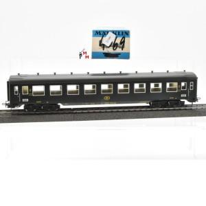 Märklin 4069.1 D-Zug-Liegewagen 2.Kl. der SNCB, (22389)