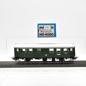 Märklin 4080.1 Umbauwagen 2. Klasse,Gepäckabteil, DB, (25200)