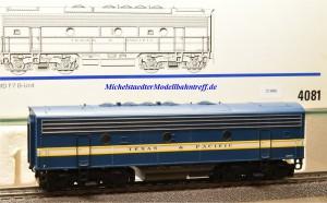 "Märklin 4081.10 Diesellok Ergänzungsteil B-Unit ""Texas Pacific"", (21990)"