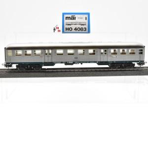 Märklin 4083.3 Nahverkehrswagen Silberling 1./2. Kl., DB, (22403)
