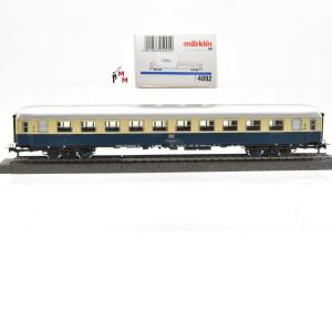 Märklin 4092.3 D-Zug-Wagen 2.Kl. der DB, (21893)