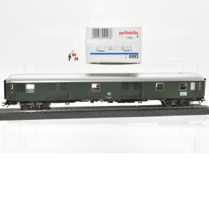 Märklin 4093.11 D-Zug Gepäckwagen der DB, (21890)