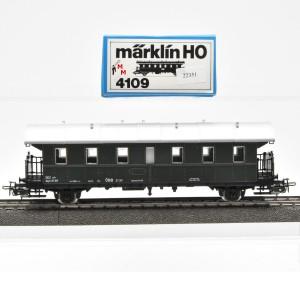 Märklin 4109.1 Donnerbüchse ÖBB, 2.Kl., (22351)