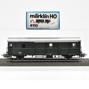 Märklin 4110.1 Donnerbüchse-Gepäckwagen der ÖBB, (22350)