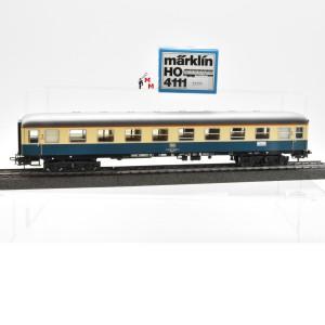 Märklin 4111.2 D-Zug-Wagen 1. Kl. DB, (22355)