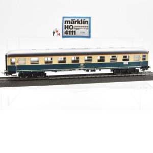 Märklin 4111.2 D-Zug-Wagen 1. Kl. DB, (22359)