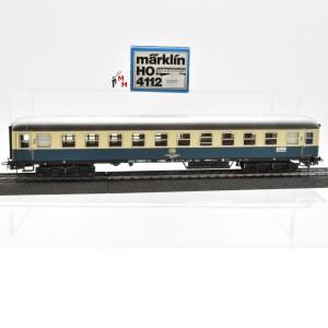 Märklin 4112.3 D-Zug-Wagen 2. Kl. DB, (22357)