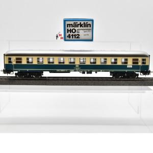 Märklin 4112.3 D-Zug-Wagen 2. Kl. DB, (25576)