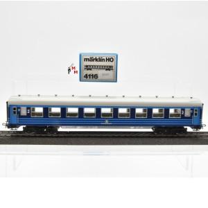 Märklin 4116.1 Liegewagen der SNCB, (23157)