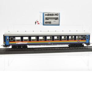 Märklin 4118 Liegewagen der SNCB, (4914)