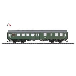 (Neu) Märklin 41330 Personenwagen 2. Kl. mit Gepäckabteil der DB, Ep.III,
